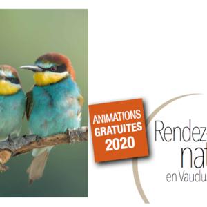 Espaces Naturels Sensibles Agenda des animations gratuites 2020