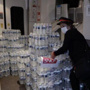 Inondations dans le Sud : le train reste un lien