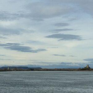 Prélèvements d'eau du Rhône pour l'usage agricole