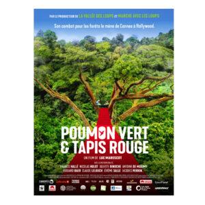 """Diffusion en ligne du film """"Poumon vert et tapis rouge"""""""